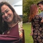 Майката на Неймар се върна при младия си любовник