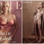 Били Айлиш секси за Vogue